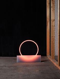 VOIE light series #1   Studio Sabine Marcelis Photography: Lee Wei Swee
