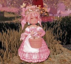Cute Dresses, Cute Outfits, Flower Girl Dresses, Pretty Outfits, Cool Avatars, Rose Corsage, Roblox Animation, Royal Clothing, Black Men Hairstyles