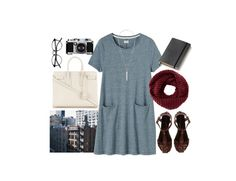 """Untitled #440"" by colecidra ❤ liked on Polyvore featuring Yves Saint Laurent, Toast, Moleskine, TOMS and Dorothy Perkins"