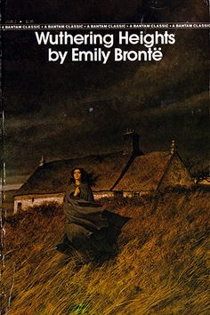 Wuthering Heights by Emily Brontë First published: 1847  If your biggest takeaway from reading this in high school was that it involved a lot of walking and sulking on English moors, go ahead and give it another chance.  Read it here.