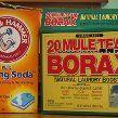 Homemade Dishwasher Detergent idea #3 powder and liquid options