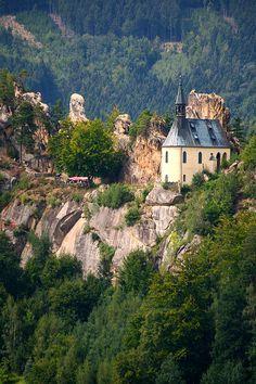 Mountain Village, Czech Republic