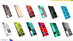 Design and create colors and pictures that you want on YOUR new Phoneblok #blokparty