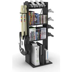 Game Central 60 Gaming Tower from Montgomery Ward® | SZ701272