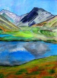 Resultado de imagen para imagenes para dibujar a lapiz de paisajes
