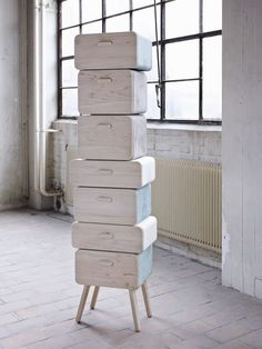 Love the idea behind this piece of furniture!