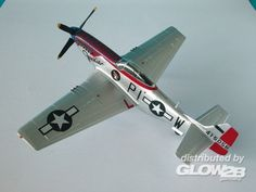 "Easy Model 1:72 North American P-51D Mustang ""Jackie"", 359th FS, 356th FG, 8th AF, USAAF"
