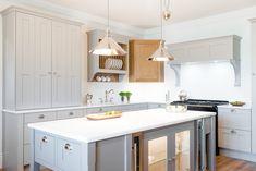 Aubade bespoke range country style kitchen by hehku country Studio Kitchen, Kitchen Design, Kitchen Decor, Kitchen Ideas, Kitchen Inspiration, Vinyl Flooring, Kitchen Flooring, English Country Kitchens, Vinyl Floor Covering