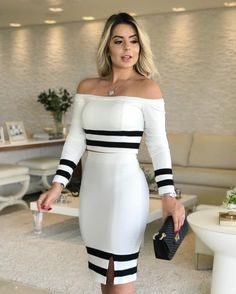 Swans Style is the top online fashion store for women. Shop sexy club dresses, jeans, shoes, bodysuits, skirts and more. Cute Fashion, Modest Fashion, Women's Fashion Dresses, Fashion Models, Womens Fashion, Elegant Dresses, Sexy Dresses, Short Dresses, Formal Dresses