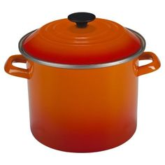 Le Creuset Stockpot, Orange