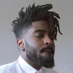 98 Best Hipster Hairstyles for Men In 60 Hipster Haircut Ideas that Were Great before It Was Cool, 100 Most Fashionable Gents Short Hairstyle In 2016 From, 28 Cool Hipster Haircuts for Men Godfather Style, Hipster Hairstyles for Men Wavy Hair. Mens Dreadlock Styles, Dreadlock Hairstyles For Men, Mens Hairstyles Fade, Hipster Hairstyles, Black Hairstyles, Natural Hairstyles, Hairstyles 2018, Hipster Haircut, Anime Hairstyles