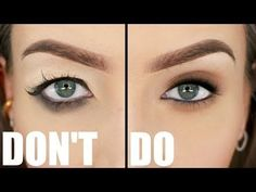HOODED EYES DOS & DON'TS (Not Exaggerated) | Stephanie Lange - YouTube