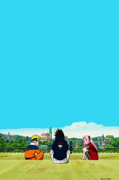 Introduce yourself. How nostalgic TT_TT ( guy sensei/Lee tears) Sasuke, naruto, sakura and kakashi. Where it all began Naruto And Sasuke, Kakashi, Anime Naruto, Naruto Team 7, Naruto Shippuden Anime, Sakura And Sasuke, Sakura Haruno, Boruto, Wallpapers Naruto