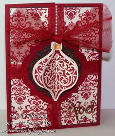 Noel Christmas by StampinChristy - Cards and Paper Crafts at Splitcoaststampers