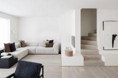 DRD Apartment Knokke, Belgium by Vincent Van Duysen : Koen Van Damme #architectureinteriorO2T