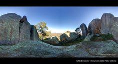 Melville Caves - Kooyoora State Park, Victoria by bendyclickr, via Flickr