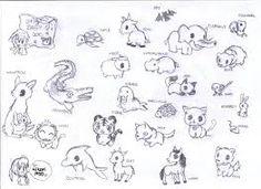 Chibi animals!