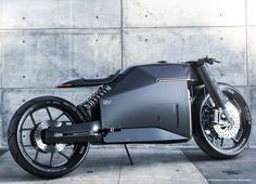 Motorbike from Great Japan on Behance by Artem Smirnov & Vladimir Panchenko