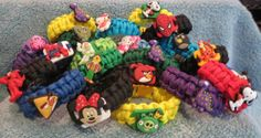 Paracord Bracelets for Kids