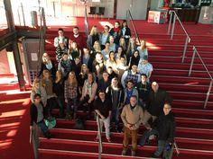 Der Musical Dome ist eine der größten Event-Locations in Köln. Studierende des B.A. Medien- und Eventmanagement erhielten Einblick in den Betrieb des Veranstaltungsortes.