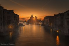 """Rising Light - rising light over venice.  if you like my work, please visit  <a href=""""http://www.facebook.com/guerelsahinpictures"""">guerelsahinpictures</a>   thank you very"""