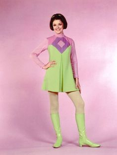 Angela Cartwright as Penny Robinson in 'Lost in Space'