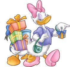 Donald @ Dasiy | Donald Daisy Duck Car...