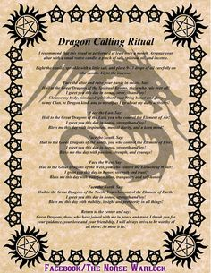 Dragon calling