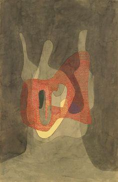 Paul Klee - Protectress - 1932