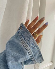 All Things Beauty, Girly Things, Cute Nails, Pretty Nails, Hair And Nails, My Nails, Swag Nails, Hello Beautiful, Nail Inspo