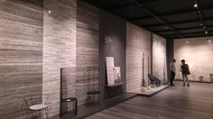 """""""Tipos Rigato"""" by Ceramica Sant'Agostino, Pav. 16.  Let me say just: WOW.  #MCaroundCersaie"""