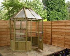 Octagonal Greenhouse
