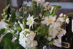 Columbines in Bouquets and Centerpieces