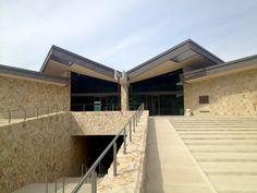 El Museo de la Vid y el Vino (The Museum of Wine and Vine) in Guadalupe Valley