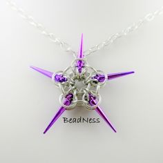 Necklaces - BeadNess Creations Chainmaille & Beadwork