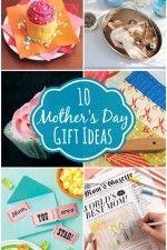 10 Mother's Day Gift Ideas on { lilluna.com } !!