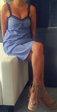 by Miami Vintage Plaid Dress, Pick One, Miami, Summer Dresses, Vintage, Fashion, Summer Sundresses, Moda, Sundresses