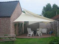 Canopy Outdoor, Outdoor Seating, Outdoor Spaces, Outdoor Living, Backyard Shade, Patio Shade, Backyard Patio, Outside Patio, Back Patio