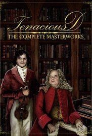 Tenacious D Hbo Series. Tenacious D is a two-piece musical act, and this HBO series documents their many struggles as friends, and as a band of two very absurd individuals.
