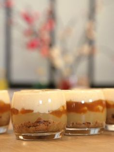 Tiramisu pomme caramel beurre salé – Food and drink - To Have a Nice Day Thermomix Desserts, Köstliche Desserts, Delicious Desserts, Yummy Food, Desserts Caramel, Sweet Recipes, Cake Recipes, Dessert Recipes, Dinner Recipes