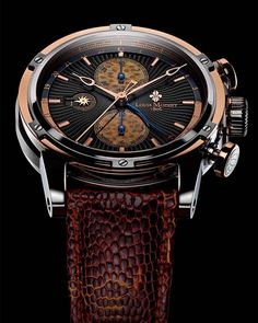 Best watches. Louis mionet Geograph Rainforest
