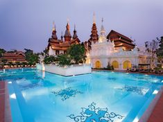 The Top 25 Spas in the World : Condé Nast Traveler