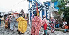 Pueblos De Veracruz   Fiestas y bailes tradicionales en Xico / María de Lourdes Alonso