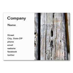 Old Wood Texture Business Card Templates. Make your own business card with this great design. All you need is to add your info to this template. Click the image to try it out!
