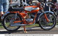 1959? Atala Super Sprint 50cc