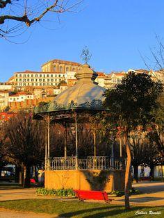 Coimbra sol de inverno. - Portugal