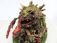 Cor'bax Utterblight, Daemon Prince of the Ruinstorm