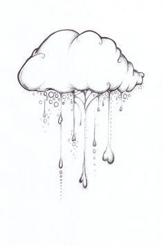 Cloud doodle - OC - Imgur