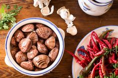 seafood & chilli