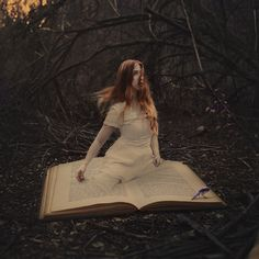 Brooke Shaden : Dreaming of the Past